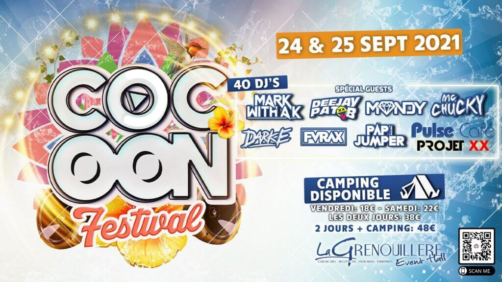 Cocoon Festival 2021