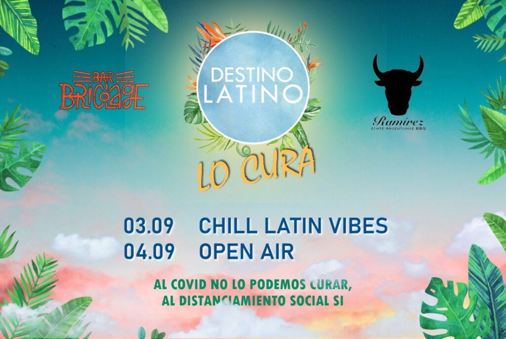 Destino Latino LO-CURA Open Air