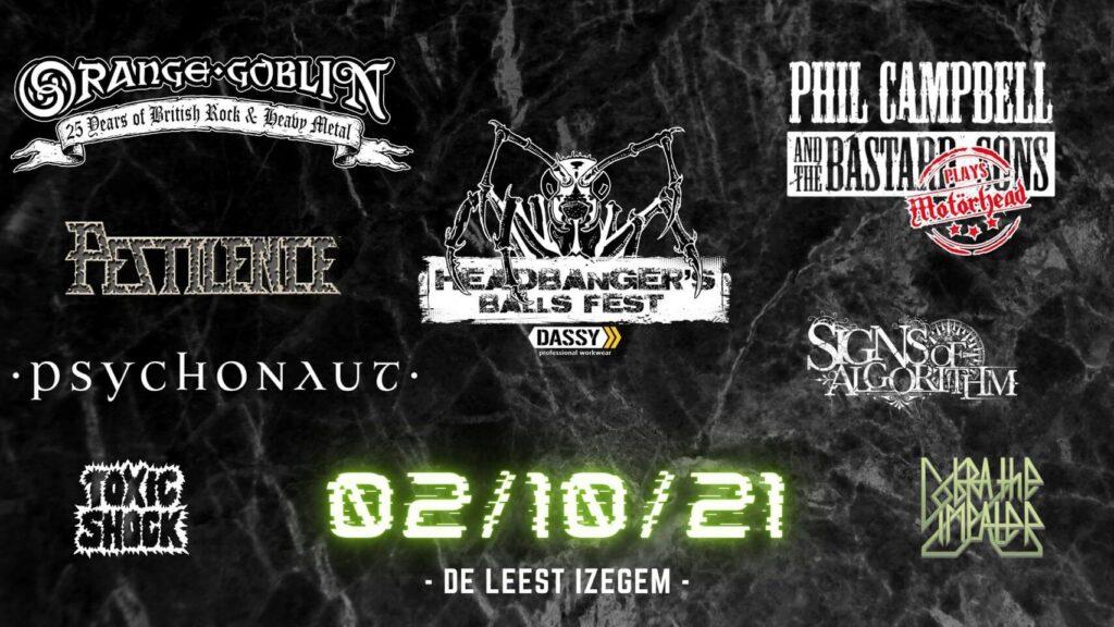 Headbanger's Balls Fest 2021