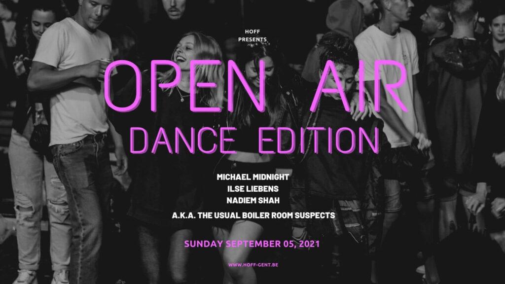 Hoff Open Air - Dance Edition