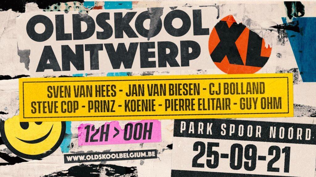 Oldskool Antwerp - A Tribute To Antwerp Nightlife