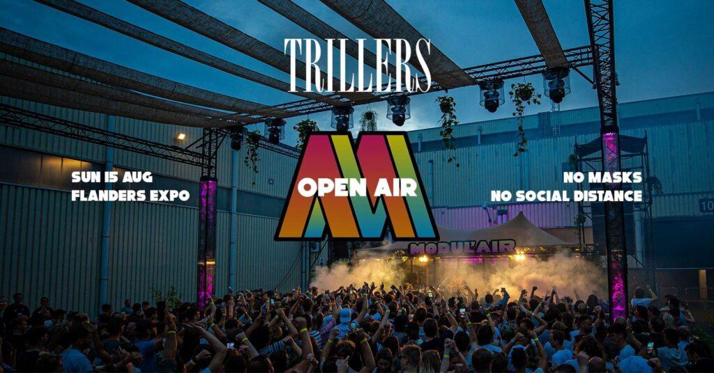 TRILLERS MODUL'AIR Open Air