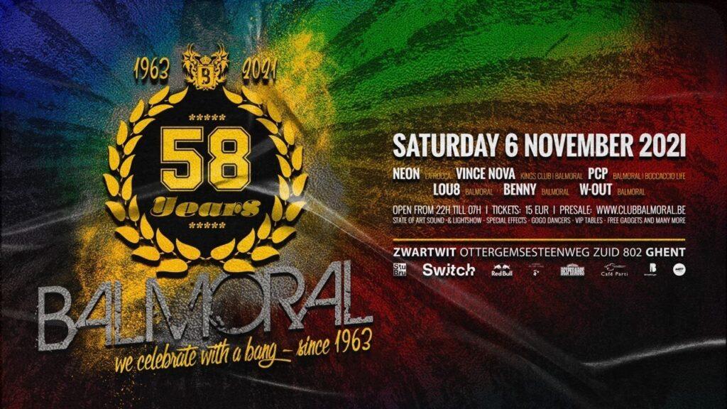 58 Years Balmoral