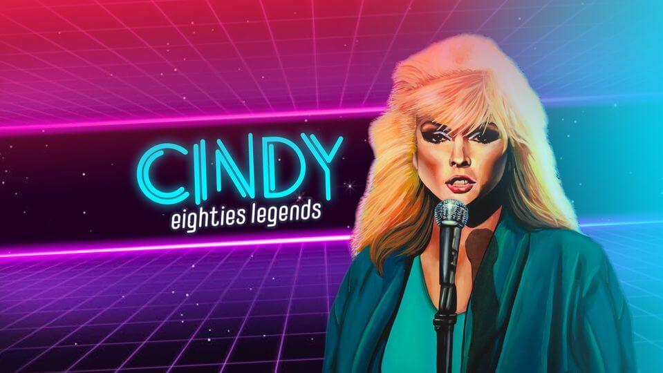 80's Clubnight - Cindy