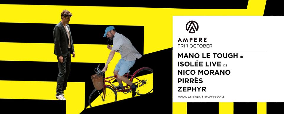 Ampere We Are Open