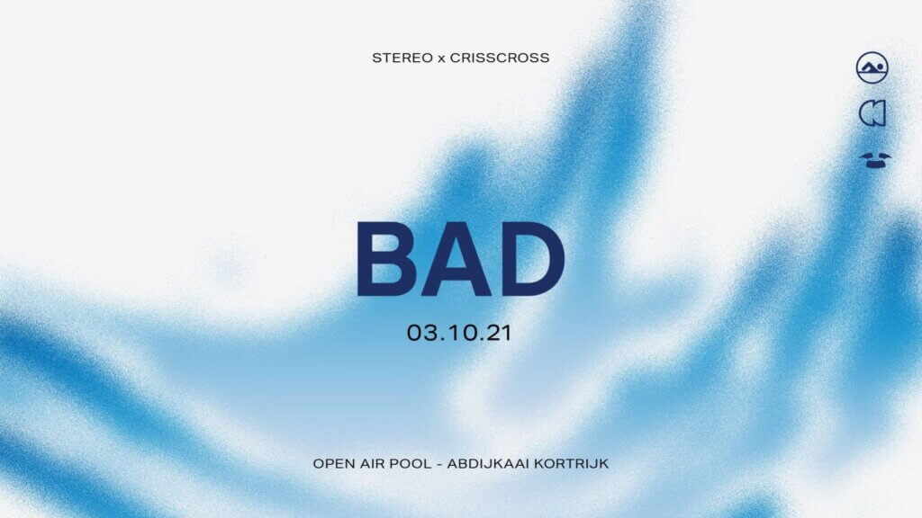 BAD - CRISS CROSS x STEREO
