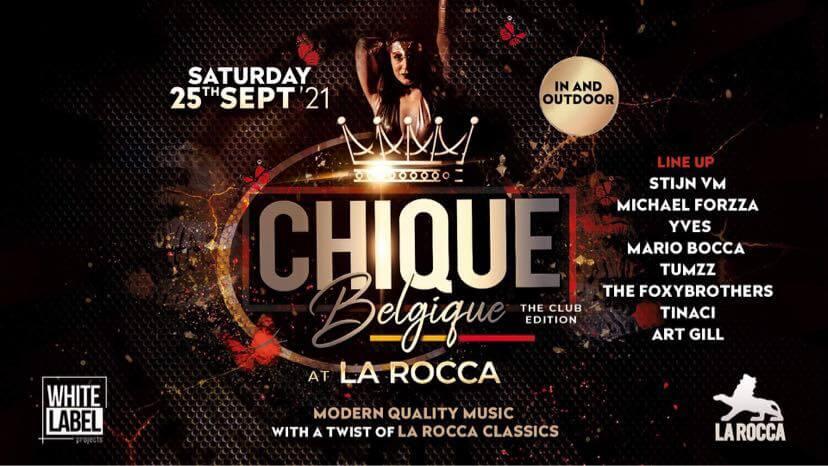 Chique Belgique - The Club Edition