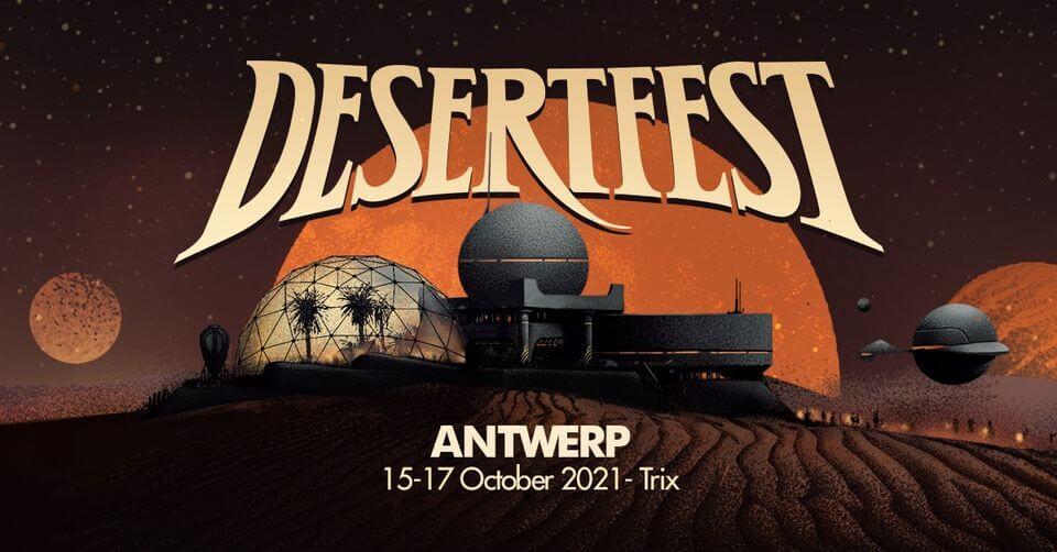 Desertfest ANTWERP 2021