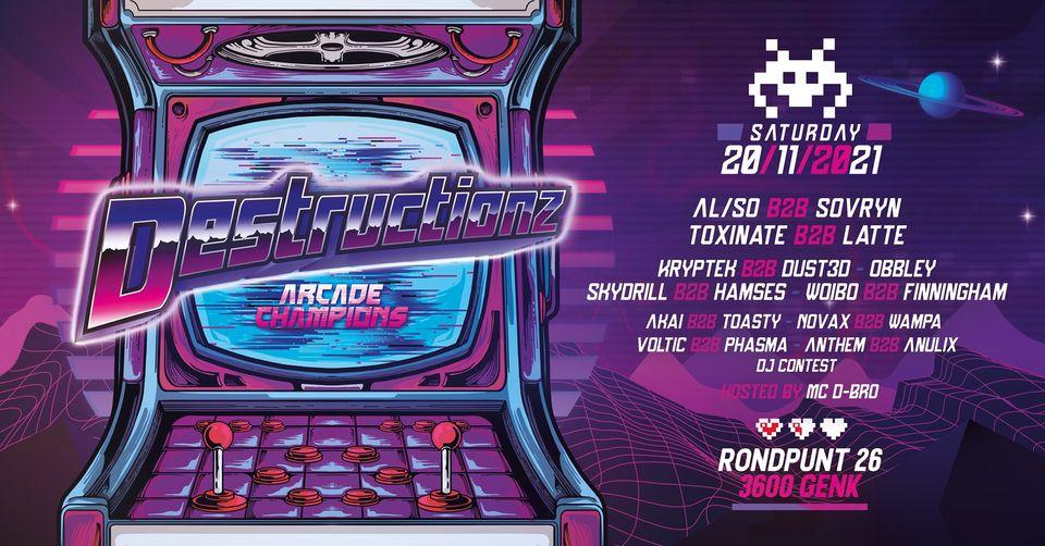 Destructionz Arcade Champions
