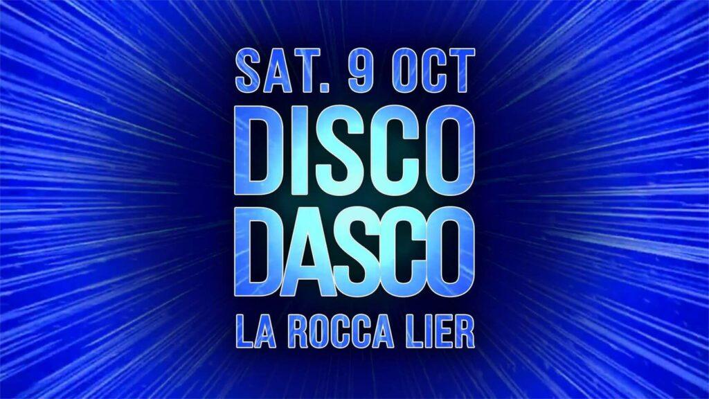 Disco Dasco - End of Covid