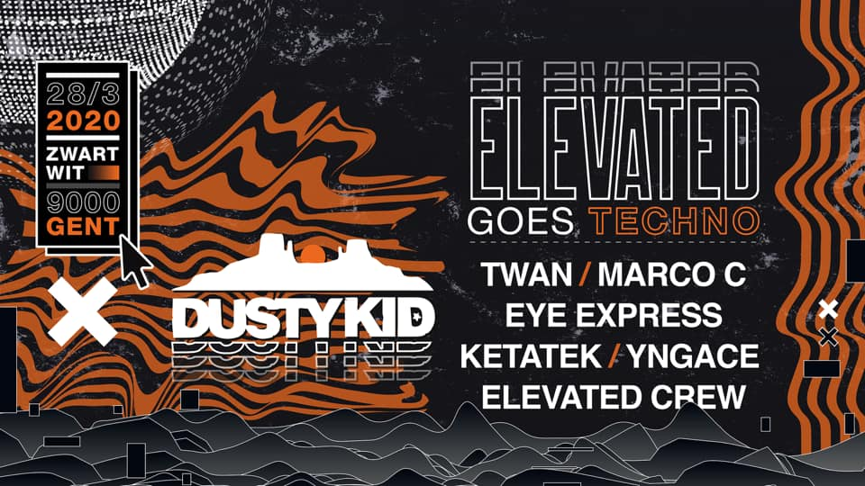 Elevated Goes Techno