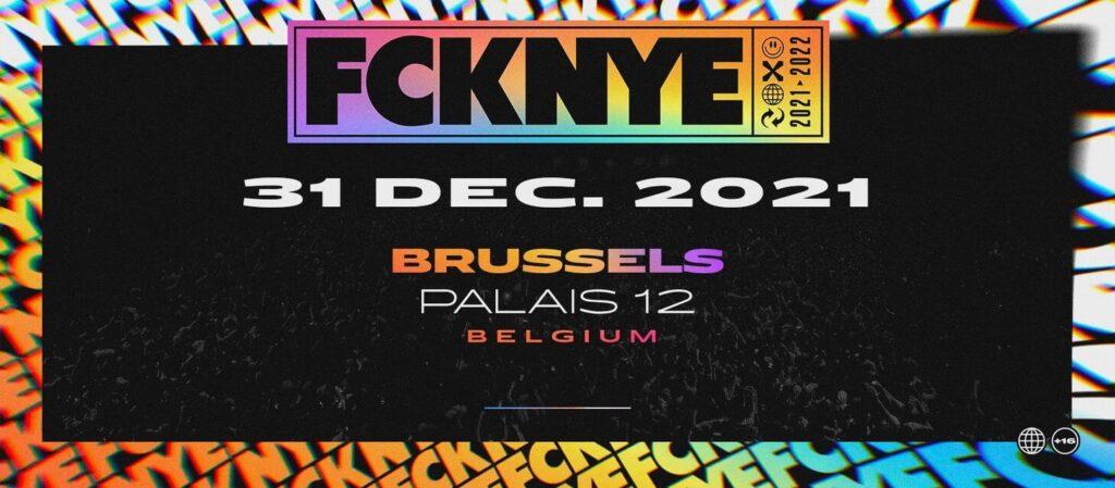 Fcknye Brussels 2021