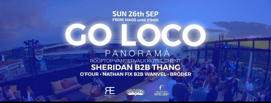 GO LOCO PANORAMA ROOFTOP