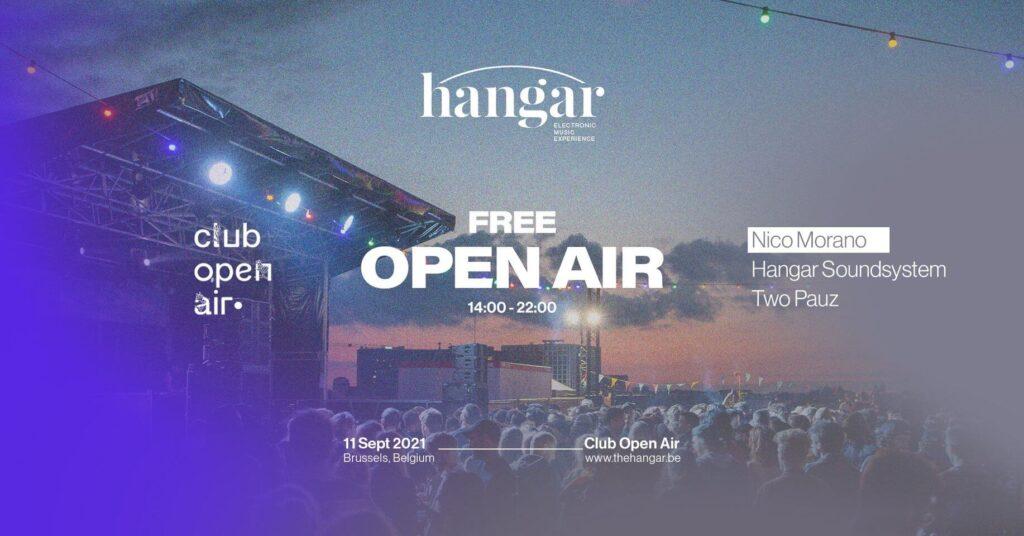 Hangar Free Open Air - Club Open Air