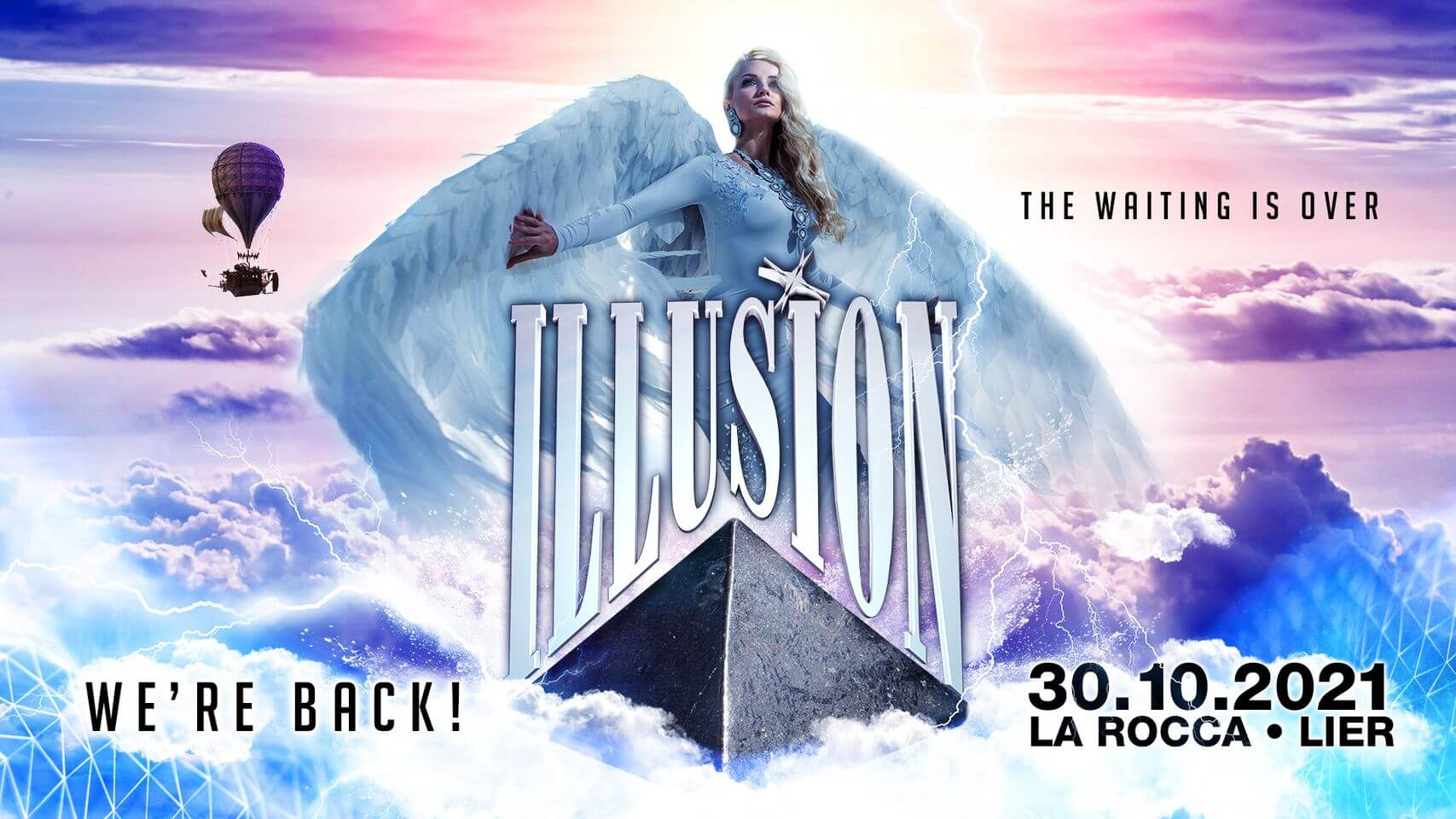 Illusion is Back
