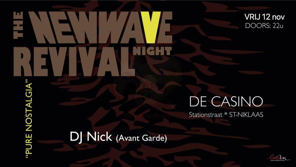 New Wave Revival Night