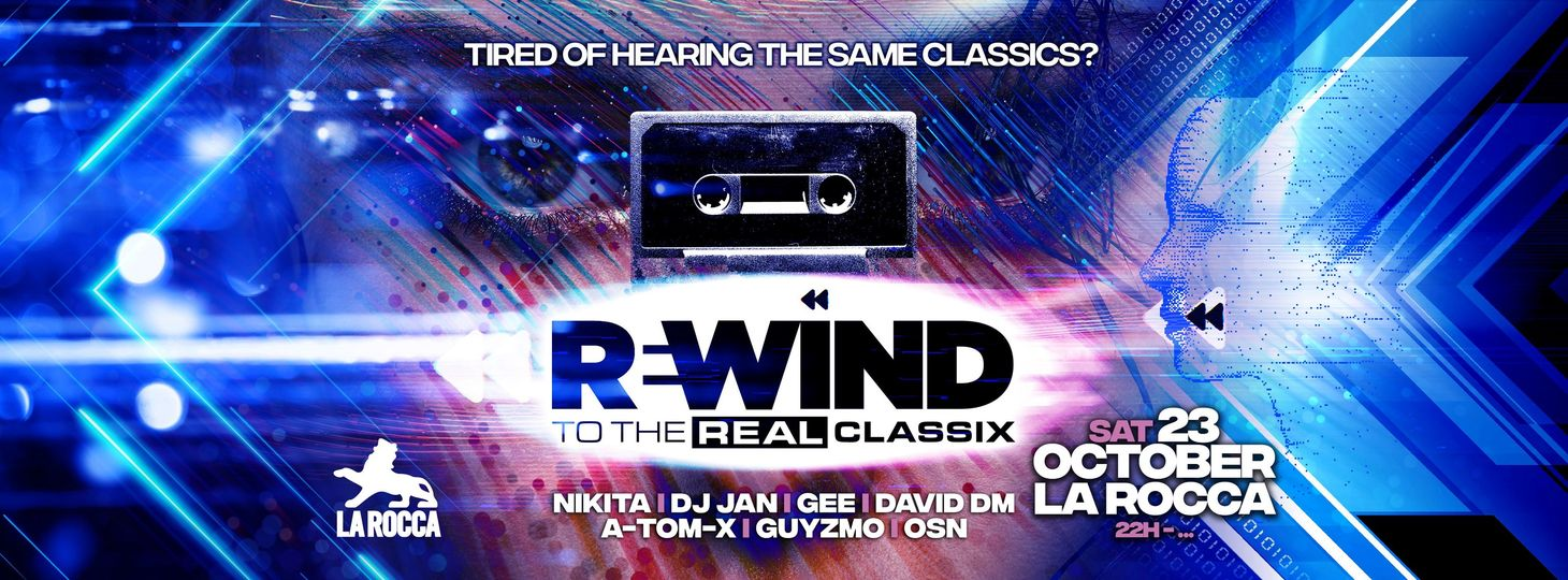 REWIND to the real classix