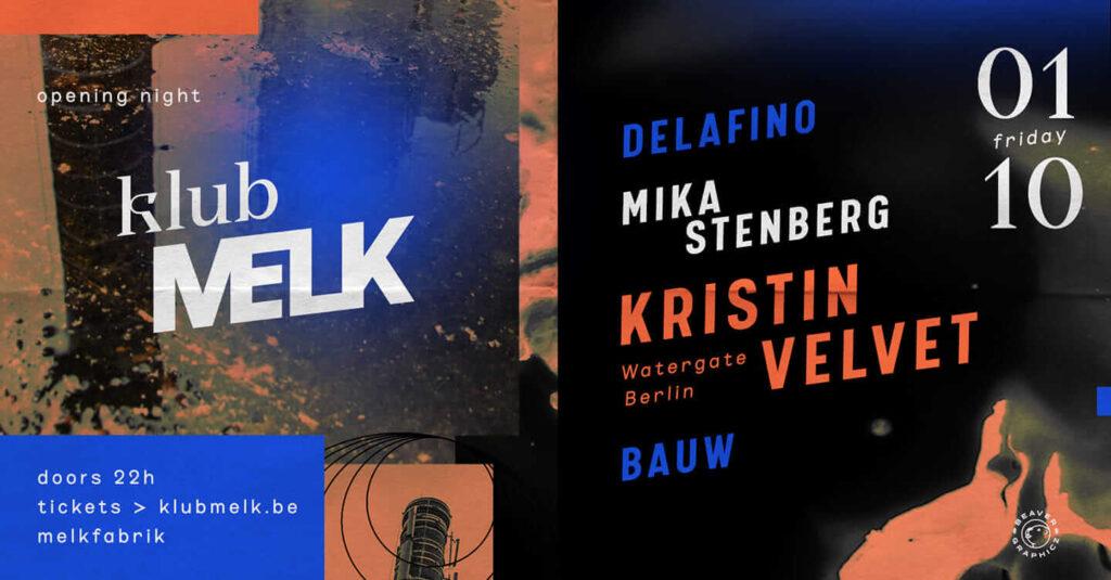 Re-opening Klub Melk