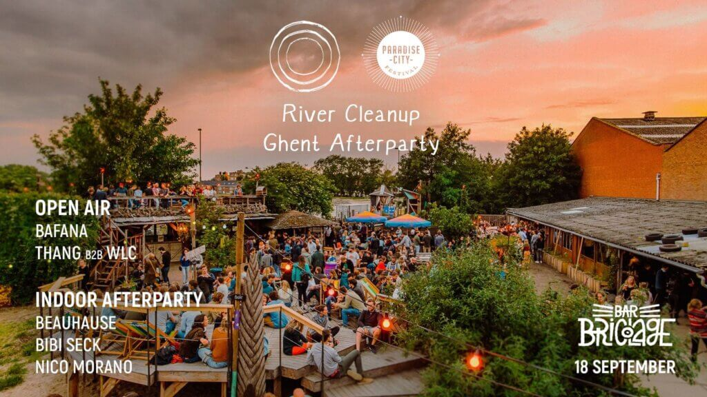 River Cleanup x Paradise City l Afterparty