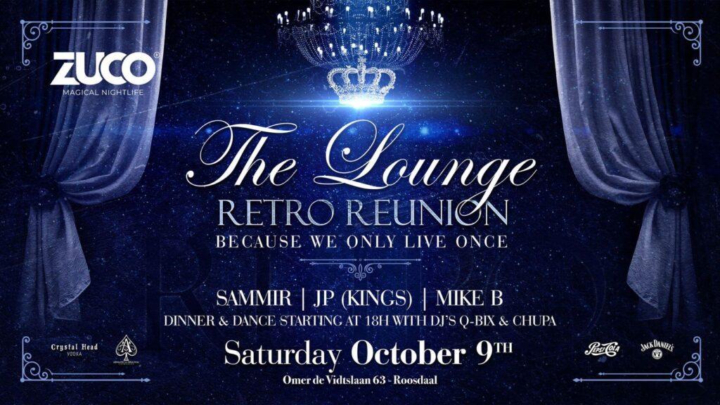 The Lounge - Retro Reunion