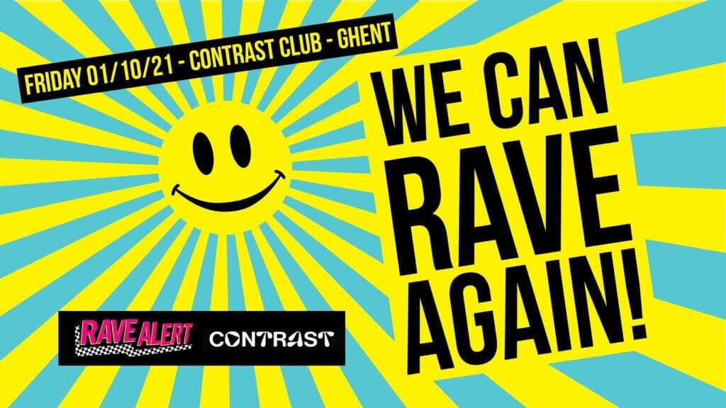 We can RAVE again