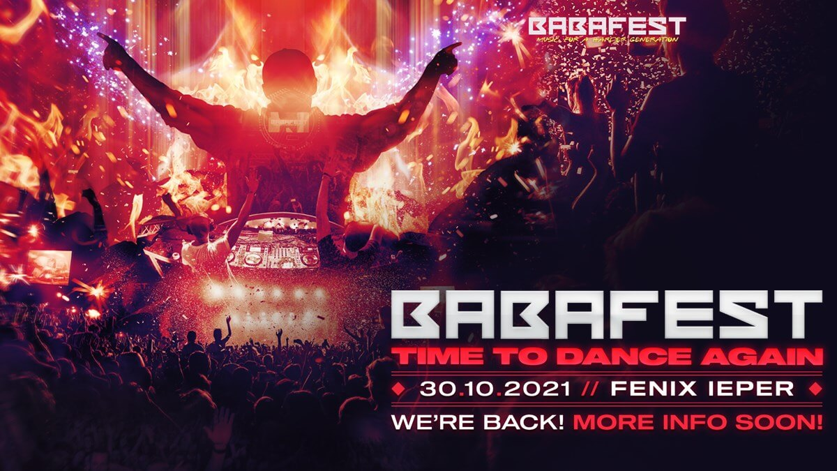 Babafest - Time To Dance Again